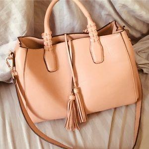 H&M Blush Pink Bag